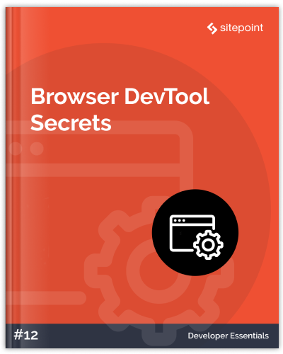 Browser Devtool Secrets