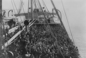Waves of immigrants posed challenges to 19th century educators