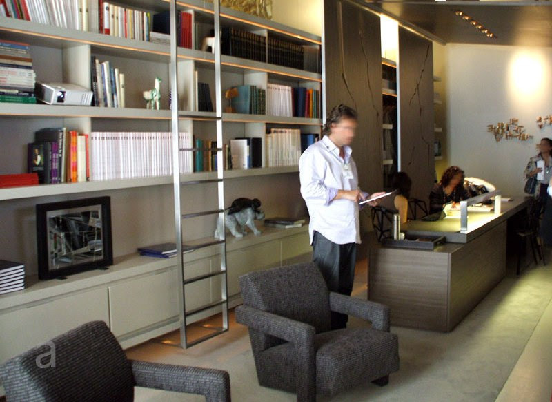Casa FOA 2010, La Defensa, espacio 20 Sala de Lectura - Mónica Kucher, Esteban Barranco, decoracion, muebles