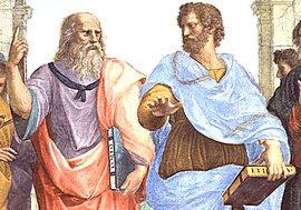 Platone e il giovane Aristotele