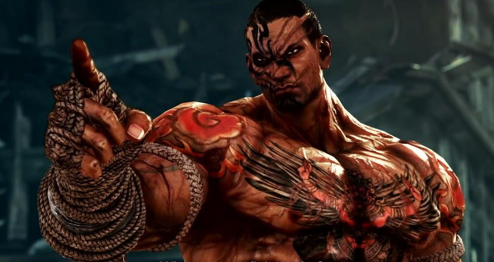 Tekken 7 S Fahkumram Knuckles Up Next Week Still Looks Scary As Ever