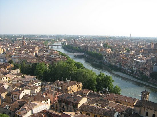 Piazzale Castel San Pietroの写真