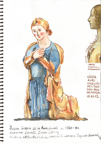 Nuestra Señora de la Anunciación by aidibus