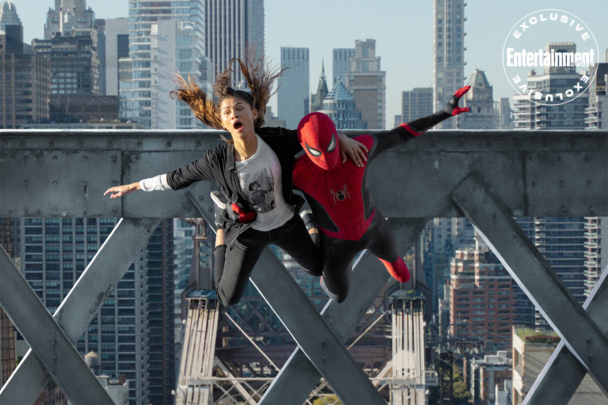 Tom Holland opens up about 'Spider-Man: No Way Home' and facing off against Alfred Molina