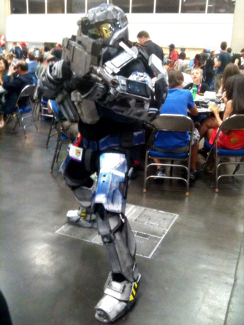 Halo at San Diego Comic-Con