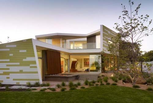 Modern House With Large Garden | Interior Design|Architecture ...