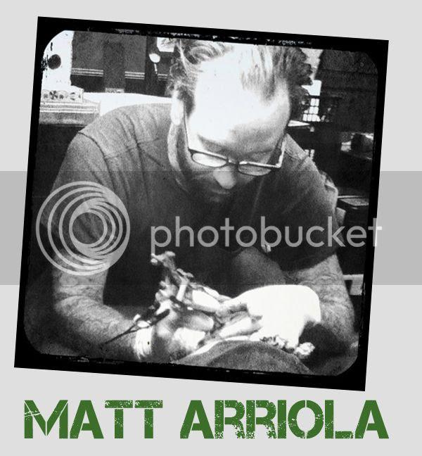 Matt Arriola