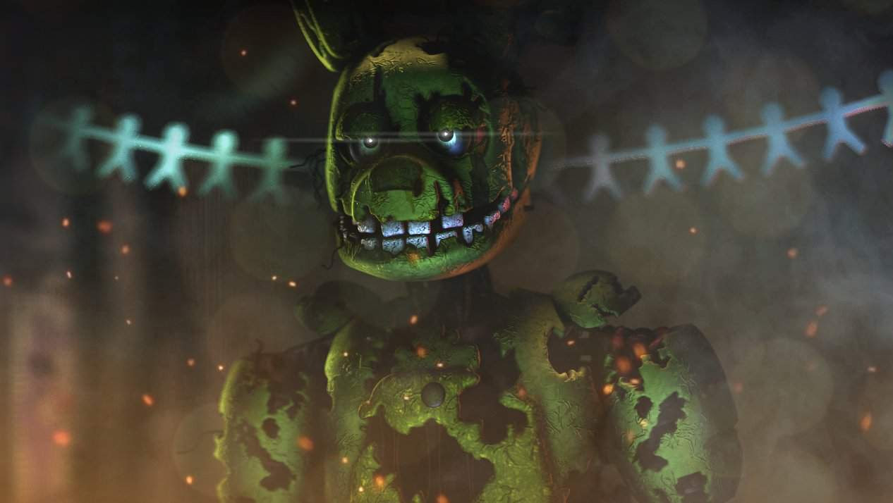 I Won T Leave You Alone Hd Wallpaper Five Nights At Freddy S Amino