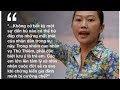 Cái sai trong phát biểu của Nguyễn Thùy Dương, người ném giày vào mặt đại biểu quốc hội TP HCM Nguyễn Thị Quyết Tâm trong buổi tiếp xúc cử tri Thủ Thiêm, Quận 2!