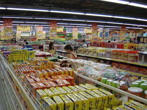 Flickr: gab - supermarket