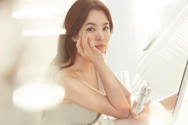 19 năm nhìn lại nhan sắc của Song Hye Kyo: Thì ra đây là lý do tường thành mãi không thể bị đạp đổ - Ảnh 49.