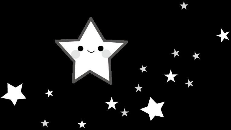 星のイラスト無料イラストフリー素材