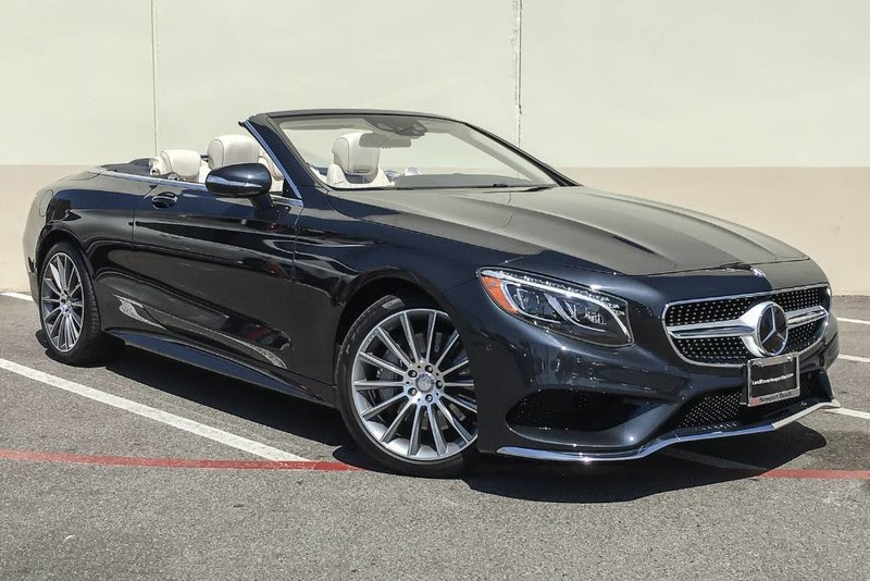 Pre-Owned 2017 Mercedes-Benz S-Class S 550 Convertible in ...