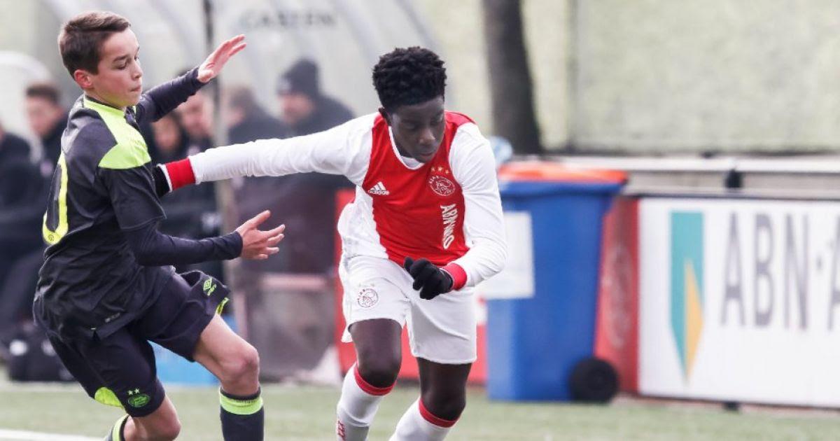 'Ajax houdt groot talent uit handen van Europese top, riante aanbieding Overmars'