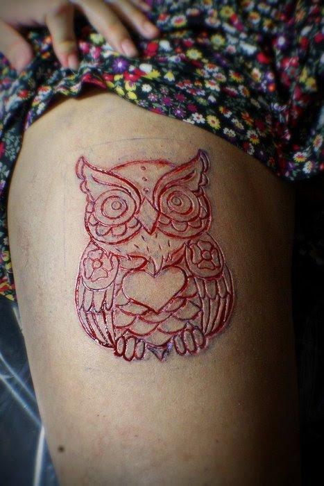 Romi rain tattoo