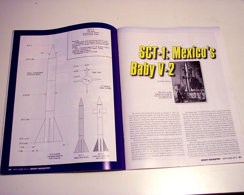 May-June 2013 Sport Rocketry Article by p_c_alway