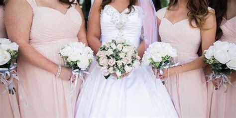 hochzeitskleider prinzessin glitzer pink hochzeit