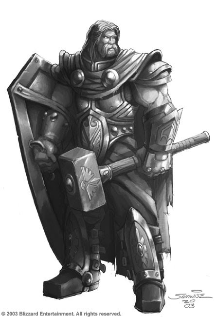 Paladin (5e Creature) - D&D Wiki