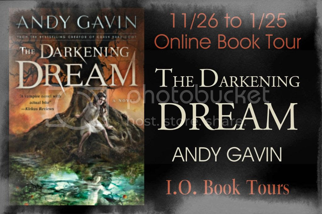 The Darkening Dream banner
