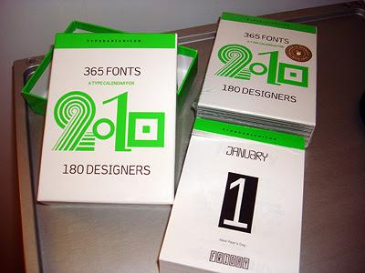 Typokalender 2010