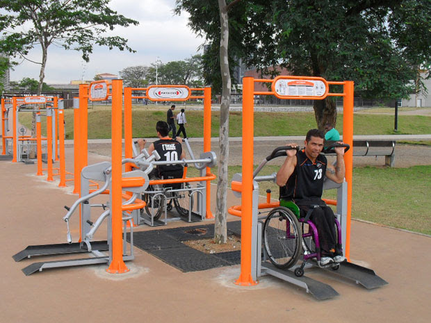 parque da juventude (Foto: Juliana Cardilli/G1)
