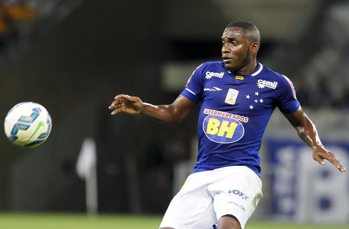 Cruzeiro; Willians (Foto: Washington Alves/Light Press)