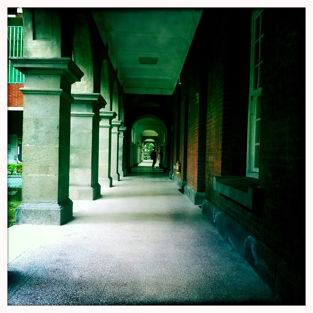 Hallway 長廊