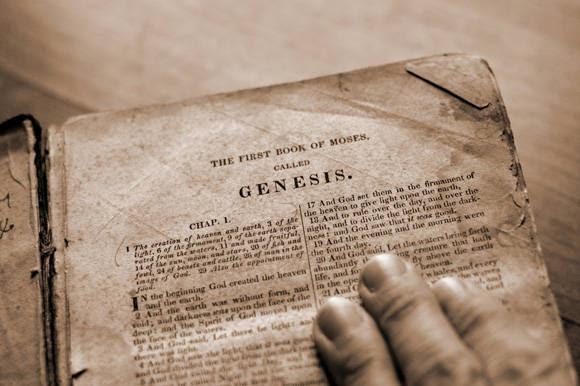 Libro Génesis