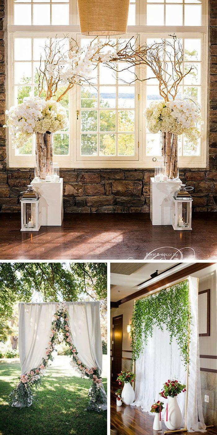 33 Wedding Backdrop Ideas For Ceremony Reception More 2552092