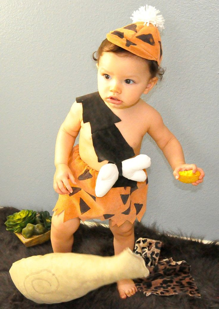 Bamm Bamm costume flinstones inspired animal print babies kids children infants kids baby boys  Halloween costumes Halloween school event. $79.00, via Etsy.