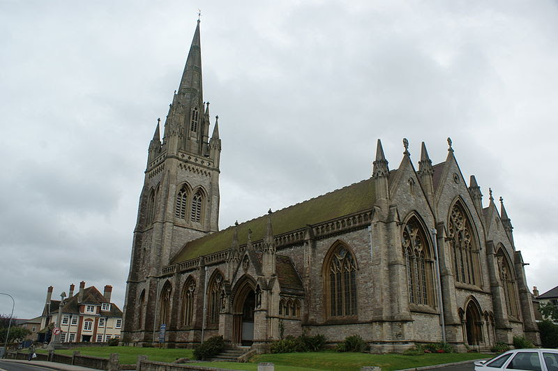 File:All Saints' Church in Ryde.JPG