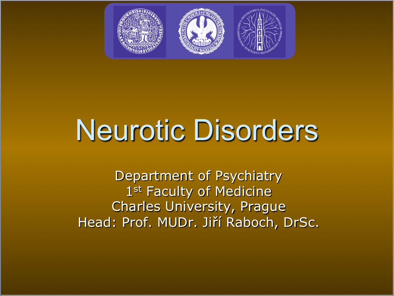 Psychiatry Lectures | Affective disorders Long-Term ...