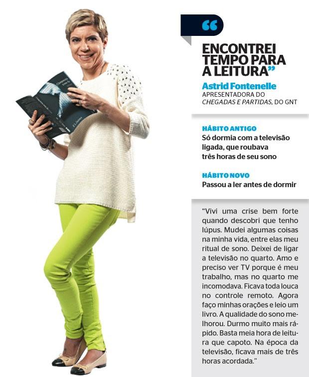 Astrid Fontenelle  (Foto: Rogério Cassimiro/ÉPOCA)