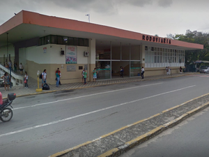 Rodoviária Guaratinguetá (Foto: Reprodução/Google Maps)
