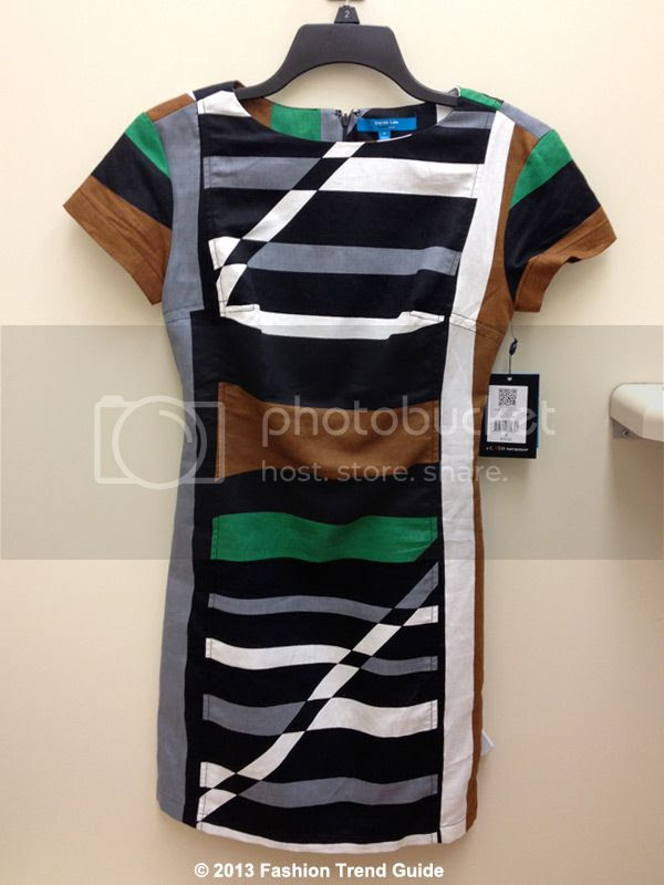 Derek Lam for Kohl's DesigNation striped linen dress