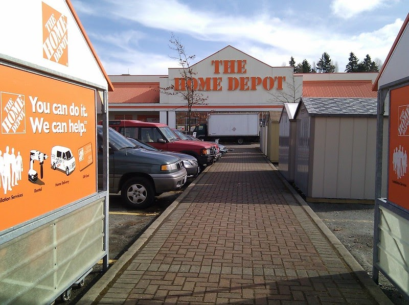 my eJournal and images - Daily Since 2003: Home Depot Card ...