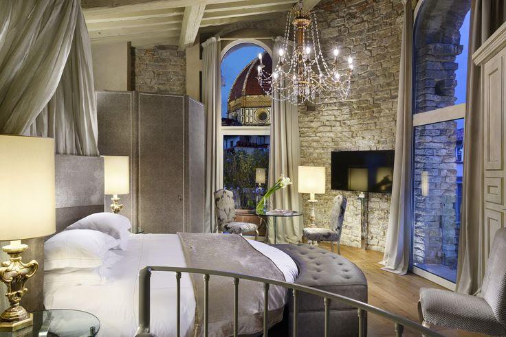 Hotel Brunelleschi, Florence, Italy  http://www.ghotw.com/hotel-brunelleschi