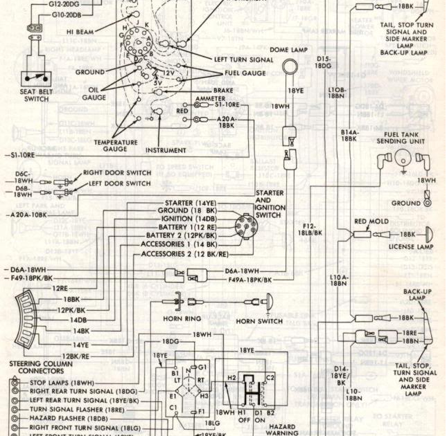 1993 Dodge Van Wiring Diagram