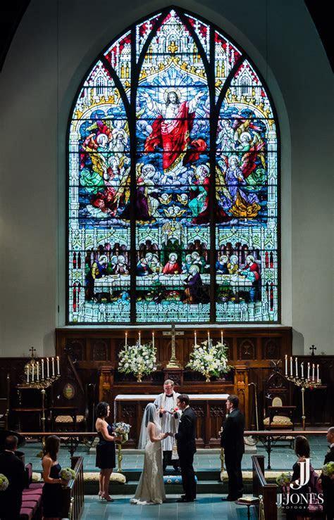 Christ Church Greenville SC Wedding Photos   J. Jones