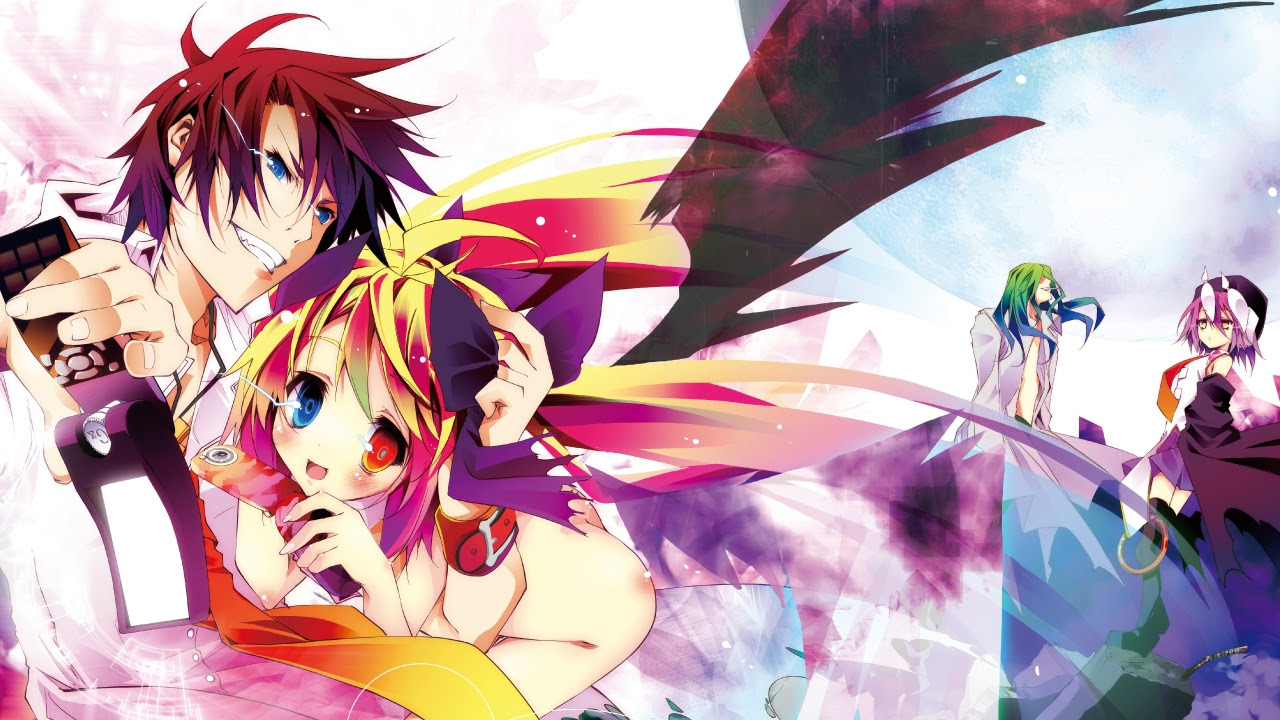 No Game No Life Hd Wallpapers Backgrounds Wallpaper 1280x720