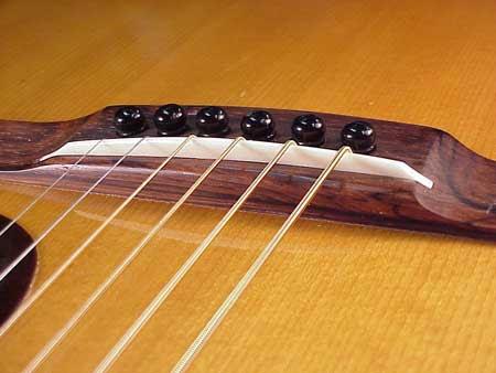 Music Instrument Acoustic Guitar Bridge Saddle