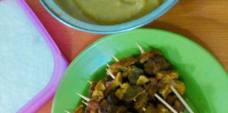 Resep Sate Padang Bumbu Kuning Oleh Diana Pugas