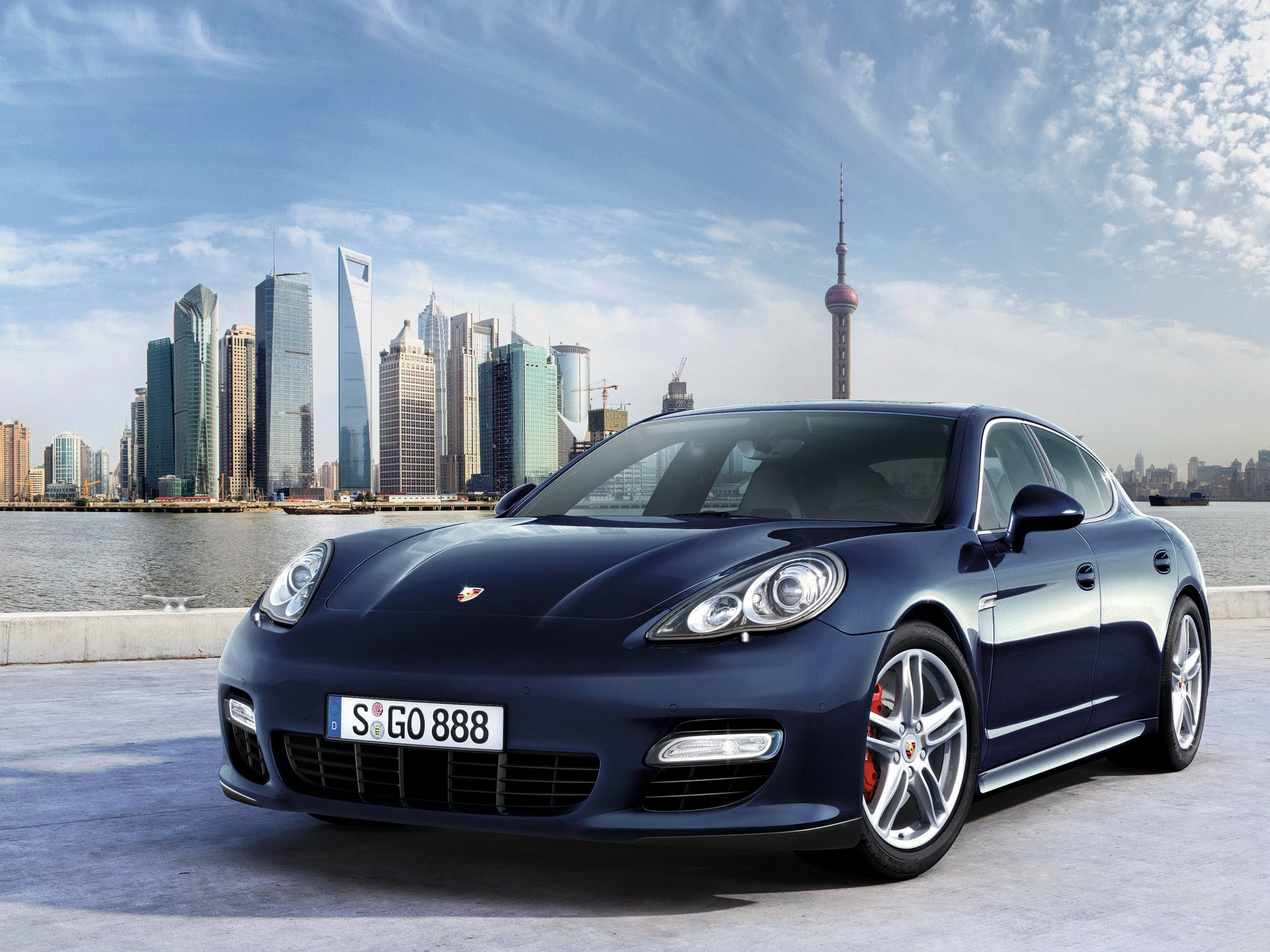 Porsche Issues Recall On Cayenne And Panamera Turbo Models