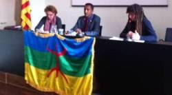 Mossa Ag Attaher, el portaveu del Moviment Nacional d'Alliberament de l'Azawad
