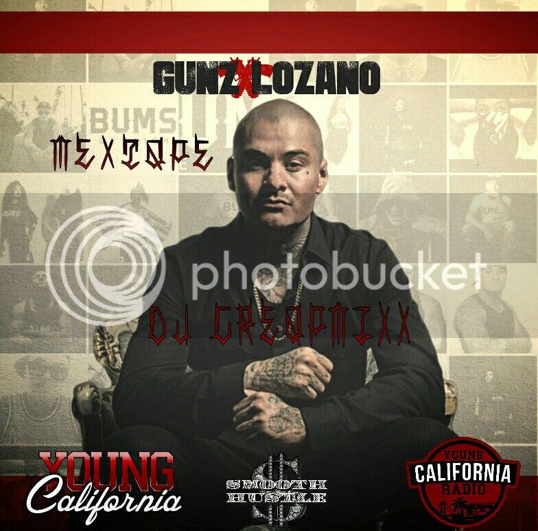 photo DJ CreapMixx Bums MexTape Starring Gunz Lozano Cover.jpg