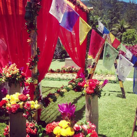 Buddhist wedding    Decor   Buddhist wedding, Wedding