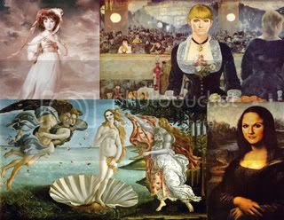 Celine Art Masterpieces small Pictures, Images and Photos