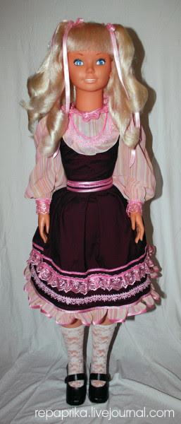 Преображение куклы
