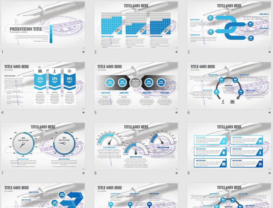 Quality Control Powerpoint Template 168721