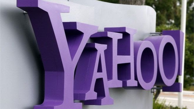 Daily Mail owner considering Yahoo bid